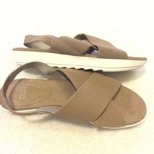 6434c364908 Eileen Fisher Shoes - 🌺 Eileen Fisher Trek Mesh Slingback Sandals 🌺